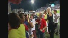 Adana Demirspor - Antalyaspor Maçı Sonrası Çıkan Kavga