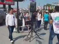 CHP'li Belediyeden HDP Mitingine Kıyak