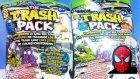 Çöps Çetesi Sürpriz Oyuncak Paketi Açma The Trash Pack Seri 3 Oyuncakları