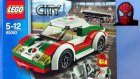 Lego City Oyuncak Yarış Arabası 60053