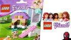 Lego Friends Oyuncak Köpek Evi Puppy's Playhouse Tanıtımı