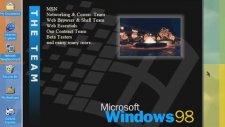 Windows 98 Easter Egg - Windows Ekibi