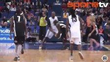 Adebayo basketbolada el attı!