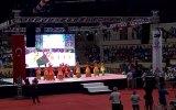 21. Türk Dünyası Şenlikleri Türkmenistan Grubu Gösterisi