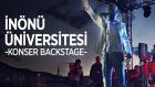 Soner Sarıkabadayı - İnönü Üniversitesi Konseri (Backstage)