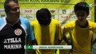 Atilla Makina-Geleceğin Yıldızları Maç Sonu / KOCAELİ / iddaa Rakipbul Ligi 2015 Açılış Sezonu