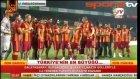Bursaspor - Galatasaray 2-3 | Maç sonu futbolcuların şampiyonluk pozu