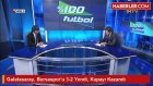 Galatasaray, Bursaspor'u 3-2 Yendi, Kupayı Kazandı