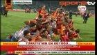 Galatasaraylı futbolculardan kupa pozu!