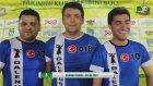 Aslan Yapı vs Gürkan Teknik Basın Toplantısı Antalya iddaa RakipBul Ligi 2015 Açılış Sezonu