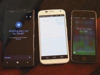 Cortana & Siri ve Google Now Arasındaki Düello