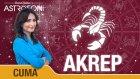 AKREP burcu günlük yorumu bugün 5 Haziran 2015