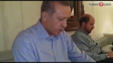 Recep Tayyip Erdoğan'ın Kuran Okuması ve Bilal Erdoğan'ın Dinlemesi