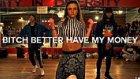 Rihanna'nın Klibindeki Koreografinin Katbekat İyisini Gerçekleştiren Ekip