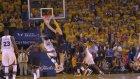 Stephen Curry'den LeBron James'e çalım