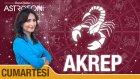 AKREP burcu günlük yorumu bugün 6 Haziran 2015
