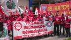 DİSK Birleşik Metal İş Sendikası KONYA SANAYİ ODASI BAŞKANLIĞINDA BASIN AÇIKLAMASI YAPTI (HİDROKON)