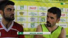 Ahu İnşaat vs Buzkıran İnşaat Basın Toplantısı Antalya iddaa RakipBul Ligi 2015 Açılış Sezonu