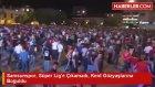 Samsunspor, Süper Lig'e Çıkamadı, Kent Gözyaşlarına Boğuldu