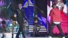 Pitbull Ft. Ne-Yo - Time Of Our Lives (Canlı Performans)