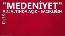 Tesettür & Medeniyet - Çay House  Kinetic Typography