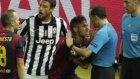 Cüneyt Çakır Neymar'ın Golünü İptal Etti Ortalık Karıştı