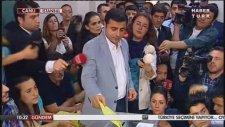 Demirtaş'ın Egemen Bağış'a Gönderme Yapması