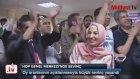 HDP Genel Merkezinde Seçim Kutlamaları