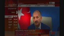 Ahmet Hakan - Sağlık Bakanı Top Çevirmeye Başladı