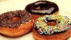 Evde Donut Tarifi - Gerçek Amerikan Doughnut Yapımı