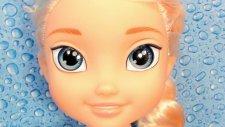 Karlar Ülkesi Karlar Kraliçesi Elsa bebek şarkı söylüyor - EvcilikTV