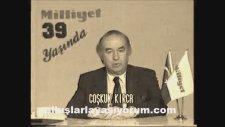 Milliyet Gazetesi Reklamı (80'ler)