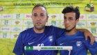 Pars SK vs Gelatte Basın Toplantısı Antalya iddaa RakipBul Ligi 2015 Açılış Sezonu