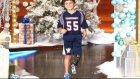 Tek Bacağı Olmayan 9 Yaşındaki Ezra'nın Büyüleyici Hikayesi