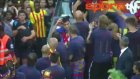 Xavi'den Neymar'a ilginç hareket!