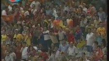 Galatasaray - Olympiakos (31.07.2002) Olimpiyat Stadı'nın açılışı
