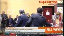Galatasaray'da mazbata töreni!
