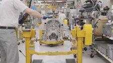 8 Silindirli Motor Yapımı - Bentley