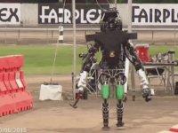 Alkolü Fazla Kaçıran Robotlar