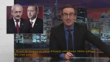 John Oliver'ın Erdoğan'la Gene Dalga Geçmesi