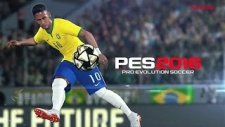 PES 2016 Tanıtım - Neymar-Pogba-Totti