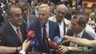 Abdurrahim Albayrak: 'Yeni yönetimle sorunumuz yok'