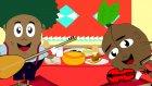 ÇOCUK ŞARKILARI - Kahvaltı Şarkısı - Çizge TV - Çizgi Film İzle