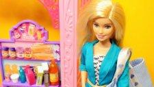 Öğretmen Barbie Duygu  - Alışveriş'te - EvcilikTV Barbie oyuncakları videoları