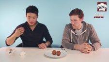 Yabancılar Türk Yemeklerini Denerse: İçli köfte, Gözleme