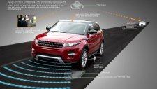 Land Rover'dan çukurları tespit edebilen yeni teknoloji