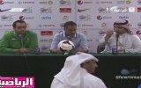 Vitor Pereira'nın Al Ahli'de Gergin Basın Toplantısı