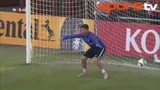 Jetro Willems'ten inanılmaz gol!