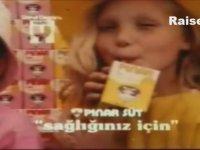 Pınar Süt Reklamı (90'lar)