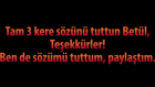 Sözünde Duran Öğrenci - Uludağ Üniversitesi